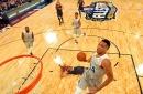 Dunks Aplenty Highlight Giannis' All-Star Debut