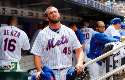Jon Niese surprised he had to take a minor-league Yankees deal