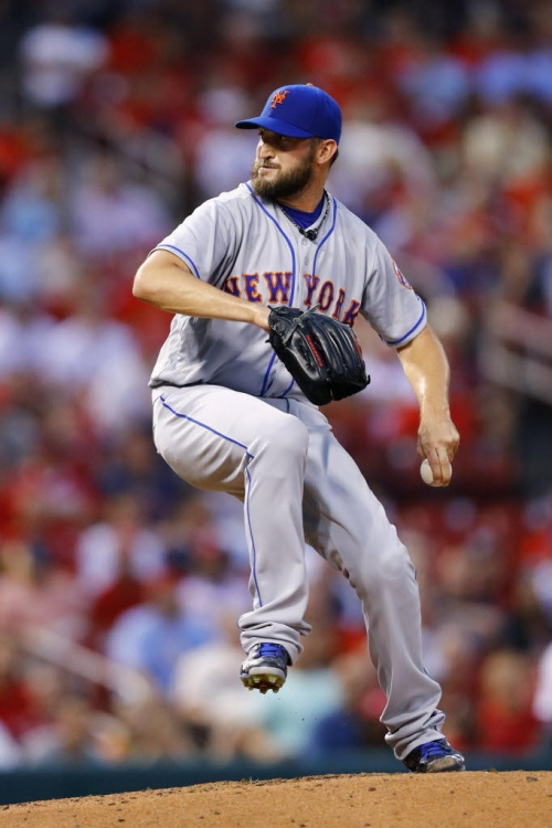 Former Met Jon Niese hopes for a shot with Yanks