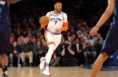 Carmelo Anthony Intent On Remaining In New York
