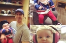 Ryan McDonagh's daughter is the Rangers' good luck charm now