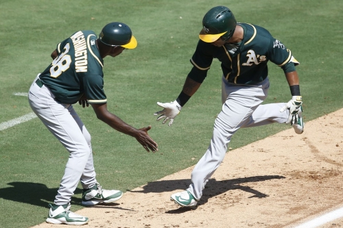 Gut Check: A's Will Overachieve