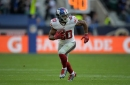 Ex-Giants receiver Victor Cruz visits with Panthers: report