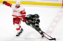 Detroit Red Wings' Mike Green (illness) says he's ready to return