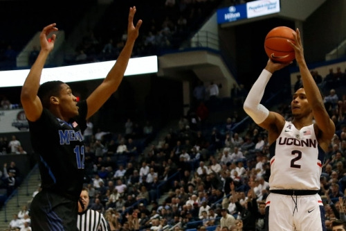 Jalen Adams Earns AAC Player of the Week