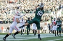 Former Michigan State tight end Josiah Price called one of NFL combine's biggest snubs