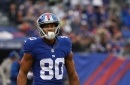 Victor Cruz visits Panthers first in his search for a new team