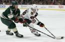 Wild aim to build nine-point lead on rival Blackhawks