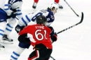 Jets' Trouba suspended 2 games for hit on Senators' Stone