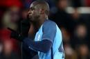 Man City's Yaya Toure talks Raheem Sterling and Leroy Sane's devastating potential