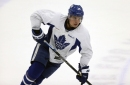 Maple Leafs' Matthews says showdown with Laine 'just another game'