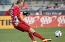 Ryan Meara is ready to back up New York Red Bulls' MLS Ironman, Luis Robles