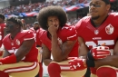 Governor's joke: Law forcing NFL players to stand for anthem
