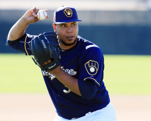 Camp report: Peralta, Lopez throw live batting practice during Brewers spring training