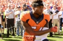 Broncos' Brandon Marshall to be honored by Harvard for stance against social injustice