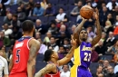 Lakers Trade Rumors: Wizards have 'explored trading a protected first-round pick' for Lou Williams