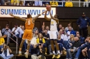 Jevon Carter and Lamont West lead West Virginia over Texas Longhorns, Final Score 77-62