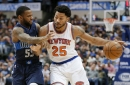 Timberwolves reportedly reach out to Knicks about Derrick Rose