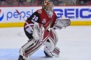 Coyotes strike early, hold off Ducks with emergency goalie