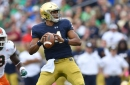 Arizona Cardinals move up to get their quarterback in newest SB Nation 2017 NFL Mock Draft