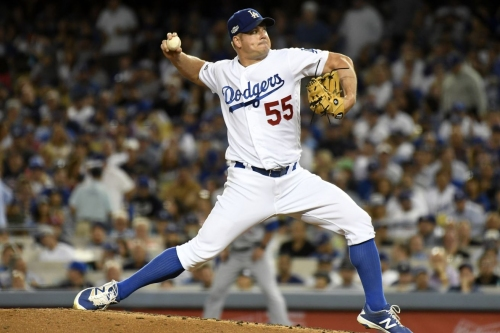 Joe Blanton has defied the norm for relievers
