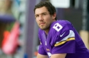 Vikings OC explains why he expects 'big jump' from Sam Bradford, passing game