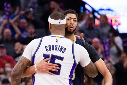 Dell Demps' retooled machine featuring DeMarcus Cousins set to make a postseason run