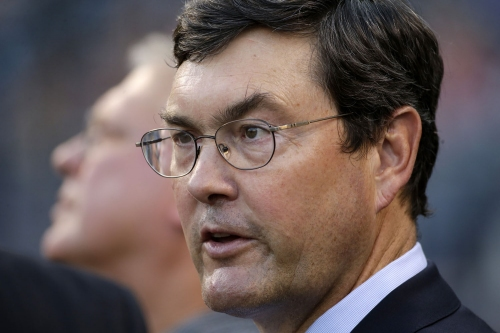 Pirates owner Bob Nutting won't stray from team's approach