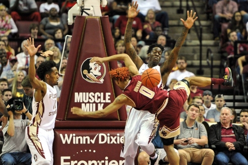 Leonard Hamilton picks up 500th career win as FSU blows out Boston College