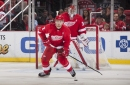 Red Wings' Smith can't avoid swirling trade rumors