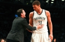 The Brooklyn Nets at the break