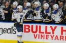 St. Louis Blues 7-3 under Yeo following in-season firing
