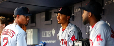 Should Bogaerts And Betts Get Toews and Kane Tratment?