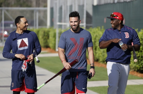 Red Sox to watch 'Patriots Day' movie for team building at local movie theater