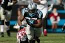 Panthers release Mike Tolbert, 49ers need a fullback