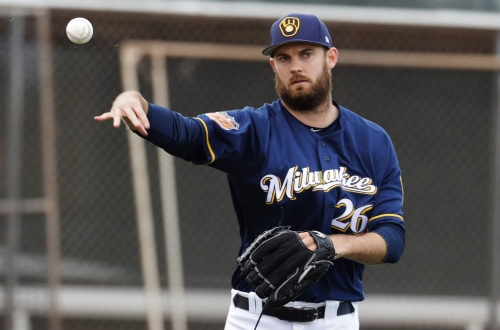 Taylor Jungmann looks to re-establish himself with Brewers