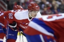 Injury to Burakovsky allows Capitals to evaluate depth The Associated Press