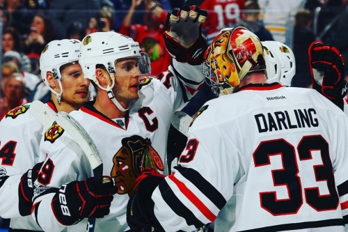 Scott Darling is the best at Instagram captions