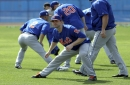 Why is Mets' David Wright throwing in secret?
