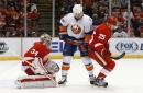 Red Wings vs. Islanders: Detroit seeks sweep of season series (chat)