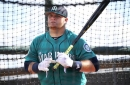 Daniel Vogelbach believes he's 'in the right place' with Mariners