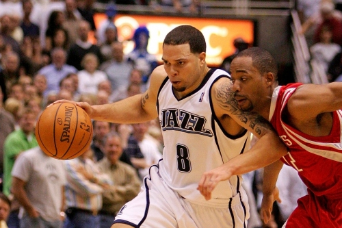 Utah Jazz interested in trading for Deron Williams