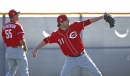 Storen aiming for Reds' closer role, Price mulling bullpen The Associated Press