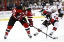 Undermanned Senators sweep Devils, Anderson makes 29 saves The Associated Press