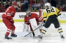Crosby's power-play goal lifts Penguins past Canes 3-1 The Associated Press