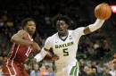 OU men's basketball: Baylor hangs on to beat Sooners in Waco