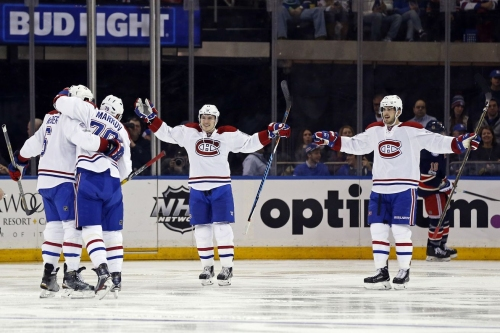 Canadiens vs Rangers Top Six Minutes: A much-needed win