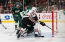 Blackhawks at Wild final score 2017: Jonathan Toews goes off for 5 points