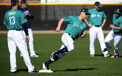 First week down! A look at Mariners Spring Training: Day 7