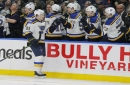Blues break up busy run with much needed rest